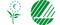 Svanemerket / Blomsten logo