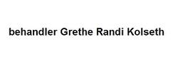 Ditt Liv Grethe Randi Kolseth