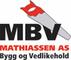 Mathiassen Bygg & Vedlikehold AS
